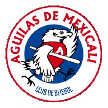 Logo Aguilas de Mexicali