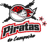 Logo Piratas de Campeche
