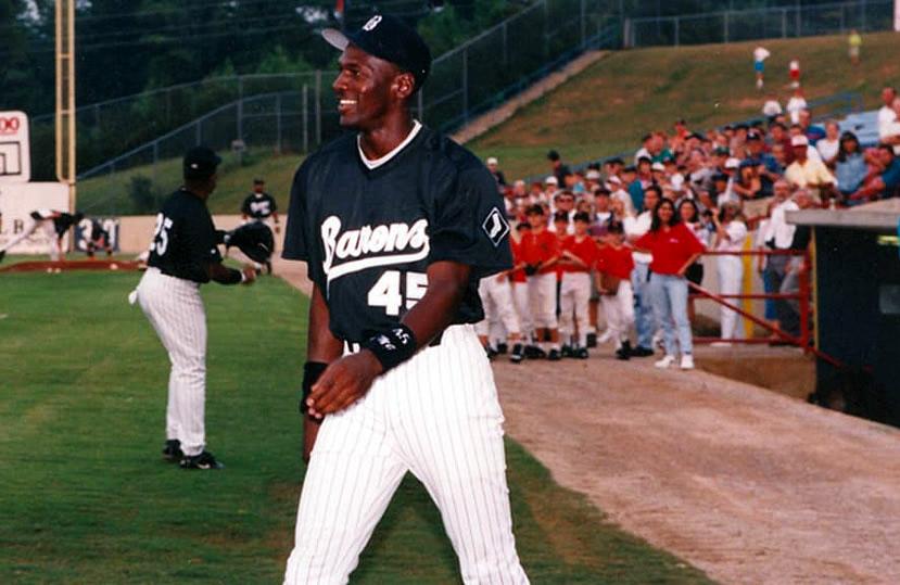 Un poco de historia: cuando Michael Jordan jugó beisbol - Séptima ...