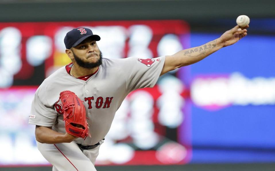 LISTO!!! Eduardo Rodríguez firma 1 año con los Red Sox - Séptima Entrada
