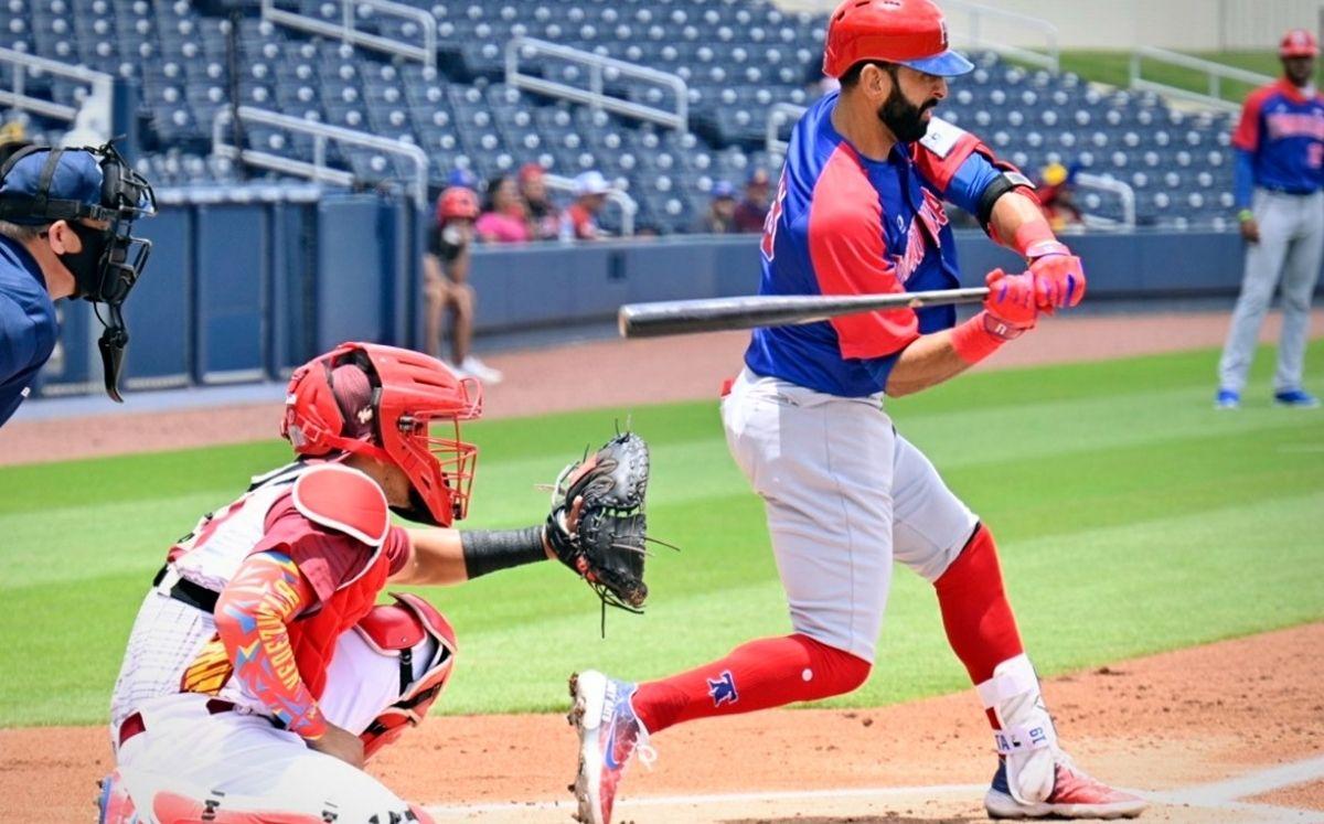 República Dominicana y Venezuela jugarán el Preolímpico Final de béisbol