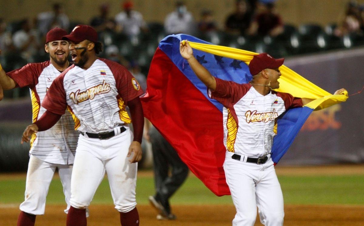 ¡Campeones! Venezuela vence a México y gana el Mundial de Béisbol Sub-23